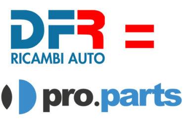 Continua l'ascesa DFR con la totale acquisizione di ProParts